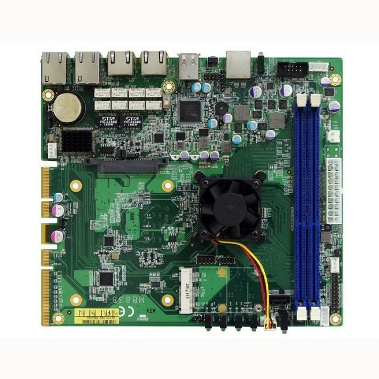 FWA6304-D25 iBASE Network Appliance