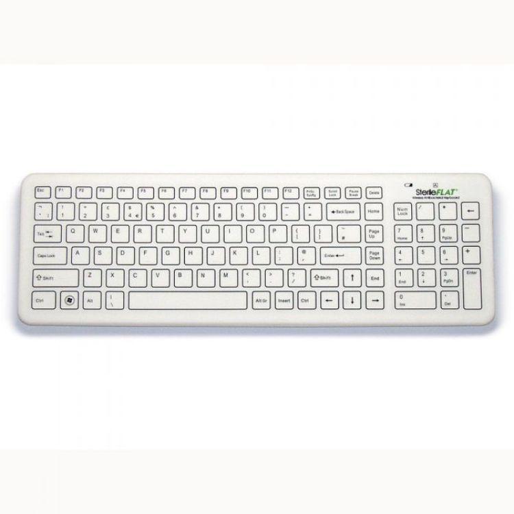 SF09-02W-V4 SterileFLAT Keyboard