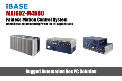 Introducing the Rugged Automation Box PC Solution