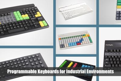 Programmable Keyboards for Industrial Environments