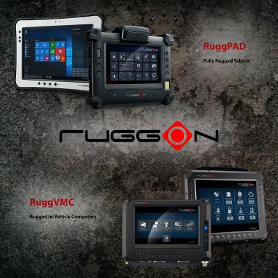 Introducing RuggON Tablets and Vehicle Terminals