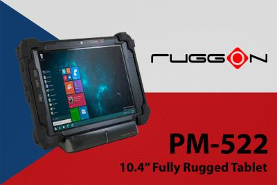 Taking the RuggON PM-522 On The Road