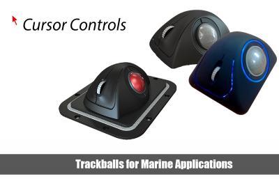 Trackballs for Marine Applications