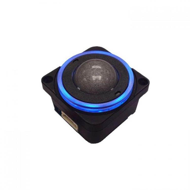 X25-Halo Cursor Controls Trackball