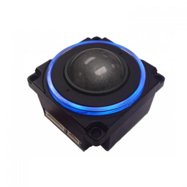 X38-Halo Cursor Controls Trackball