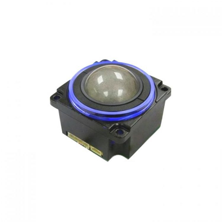 X50-Halo Cursor Controls Trackball