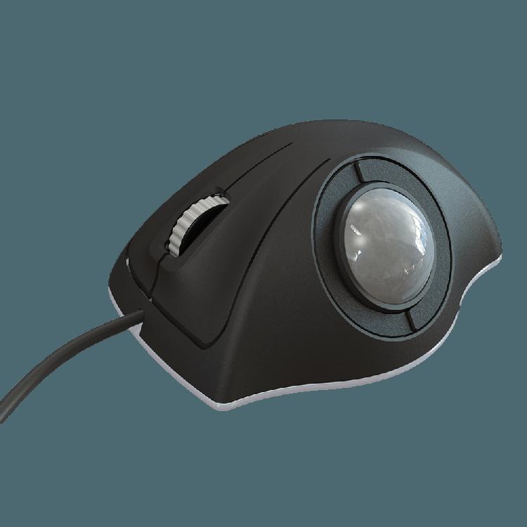 E38-Desktop-Standard Cursor Controls Trackball