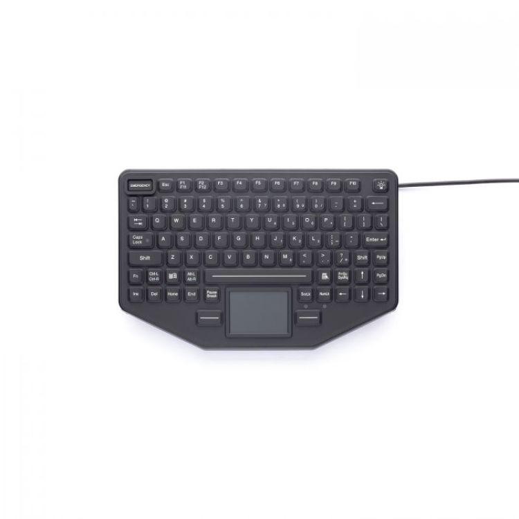 iKey-SL-86-911-TP-Keyboard