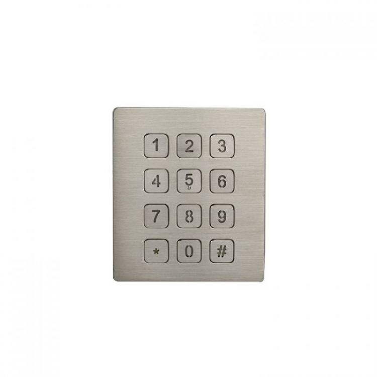 RKP-B88-BL RUGGED Keypad