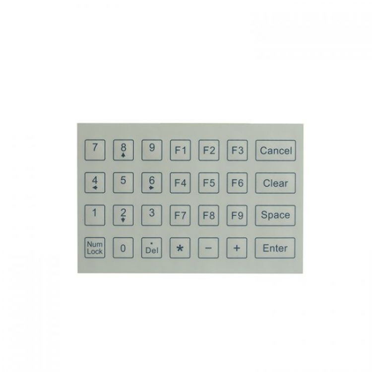 RKP-D159-28 RUGGED Keypad